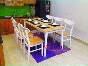 Cửa hàng bán bàn ghế ăn đẹp và nội thất tại Thái Bình